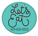 Let's Eat Logo