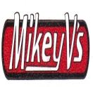 Mikey V's Cafe Logo