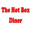 The Hot Box Diner Logo