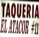 Taqueria El Atacor Logo