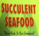 Succulent Seafood Logo
