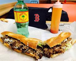 Burritos Pizzeria in Jamaica Plain, MA at Restaurant.com