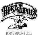 Bert & Ernies Dining Saloon & Grill Logo