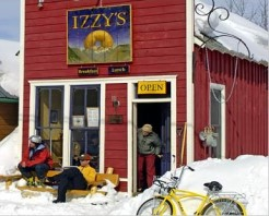 Izzy's in Crested Butte, CO at Restaurant.com