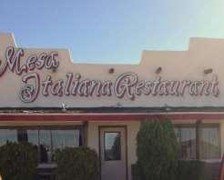 Mesa Italiana Restaurant in Holbrook, AZ at Restaurant.com