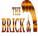 The Brick Fire Baked Pizza Logo