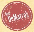 Dom DeMarco's Pizzeria & Bar Logo