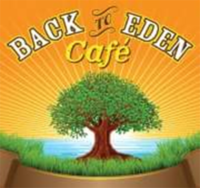 Back to Eden Vegan & Vegetarian Cafe Logo