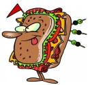 The Best Little Sandwich Shop Logo