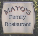 Mayo's Family Restaurant Logo