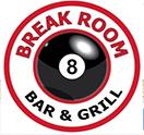 Breakroom Bar & Grill Logo