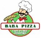Baba Pizza & Sub Logo