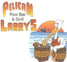 Pelican Larry's Raw Bar & Grill Logo