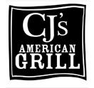 CJ's American Grill Logo