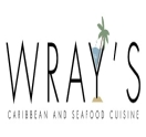 Wray's Caribbean and Seafood Logo