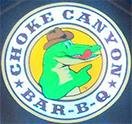 Choke Canyon Bar B Que Logo