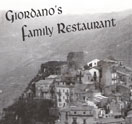 Giordano Pizza House and Family Restaurant Logo