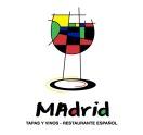 Madrid Restaurant Tapas Y Vinos Logo