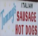 Tommy's Italian Sausage Logo