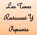 Las Tunas Restaurant y Pupuseria Logo