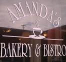 Amanda's Bakery & Bistro Logo