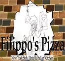 Filippo's Pizza Logo
