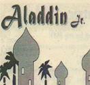 Aladdin Jr. Restaurant Logo