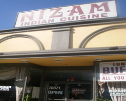 Nizam of India in Los Angeles, CA at Restaurant.com
