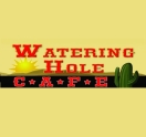 The Watering Hole Cafe Logo