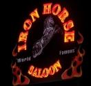 Iron Horse Saloon Logo