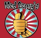 Mad Dawg's Hot Dogs Logo
