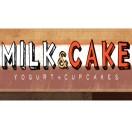 Milk & Cake Logo
