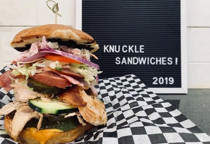 Knuckle Sandwiches in Mesa, AZ at Restaurant.com