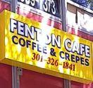 FENTON CAFE Logo