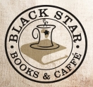 Black Star Books & Caffe Logo