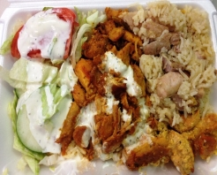 Tariq's #1 Halal Food in New York, NY at Restaurant.com