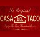 La Original Casa Del Taco Logo