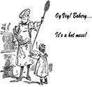 OY VEY BAKERY & DELI Logo