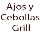 Ajos y Cebollas Grill Logo