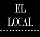 El Local Restaurant Logo