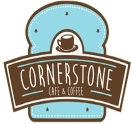Cornerstone Cafe & Coffee Logo