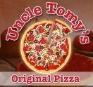 Uncle Tomy's Original Pizza Logo