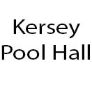 Kersey Pool Hall Logo