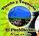Tienda Y Taqueria Pueblito Logo