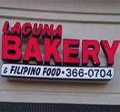 Laguna's Bakery and Filipino Food Logo