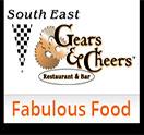South East Gears & Cheers Restaurant & Bar Logo