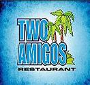 Two Amigos Restaurant Logo
