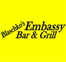 Blaschko's Embassy Bar and Grill Logo