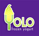 Yolo Frozen Yogurt Logo