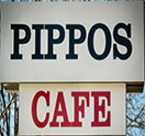 Pippo's Cafe Logo